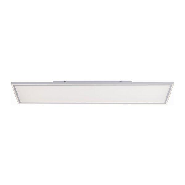 Deckenleuchte Leuchtendirekt Metall weiß ca. 31 cm x 6 cm x 131 cm