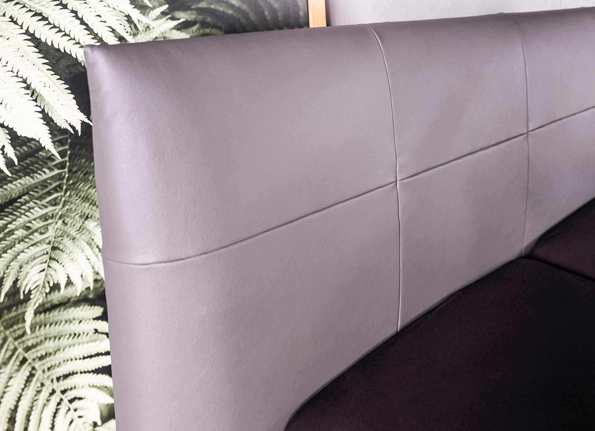 Polsterbett VIDETTE Vito Textil 2 x 1 x 2 cm