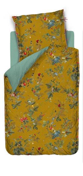 Bettwäsche PIP STUDIO Textil gelb