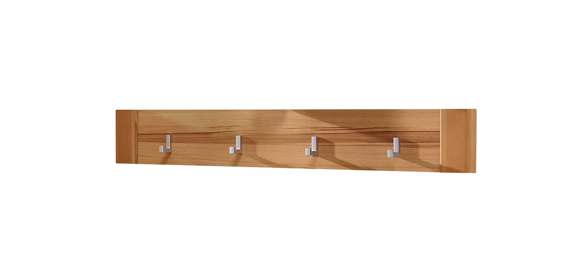 Garderobenpaneel NATURE PLUS inDoor Holz 4 x 14 x 90 cm