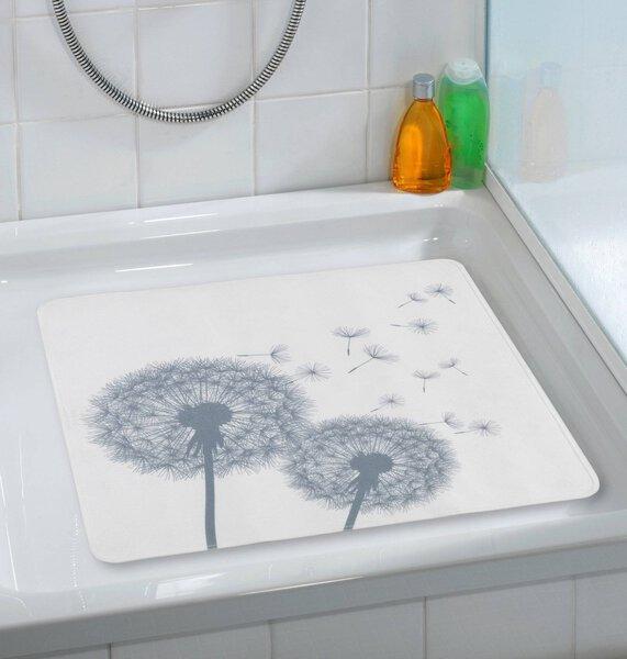 Wanneneinlage Wenko Kunststoff Grau