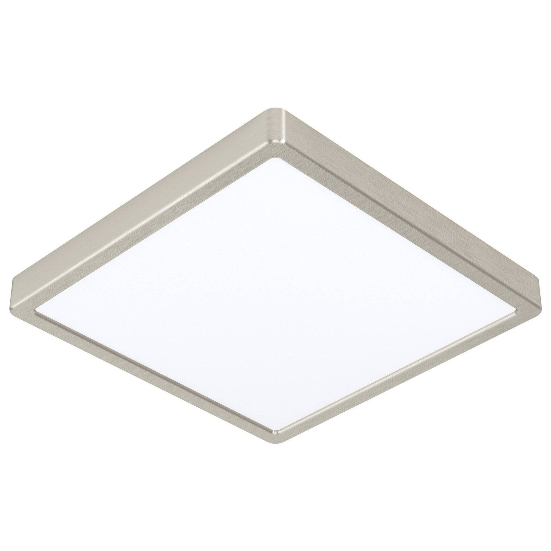 Deckenleuchte FUEVA 5 Eglo Metall silber 29 x 3 x 29 cm