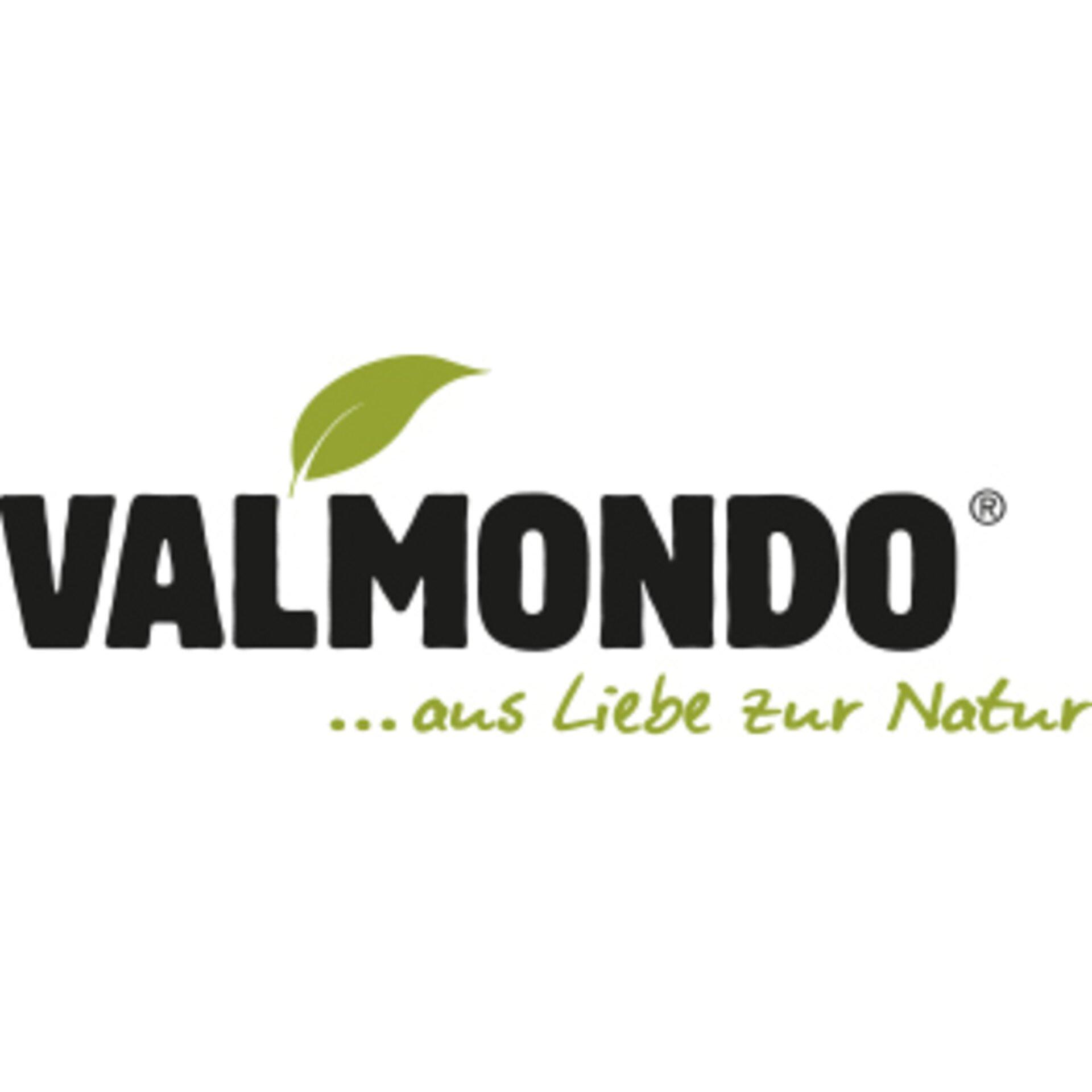 Marken Logo  VALMONDO...aus Liebe zur Natur