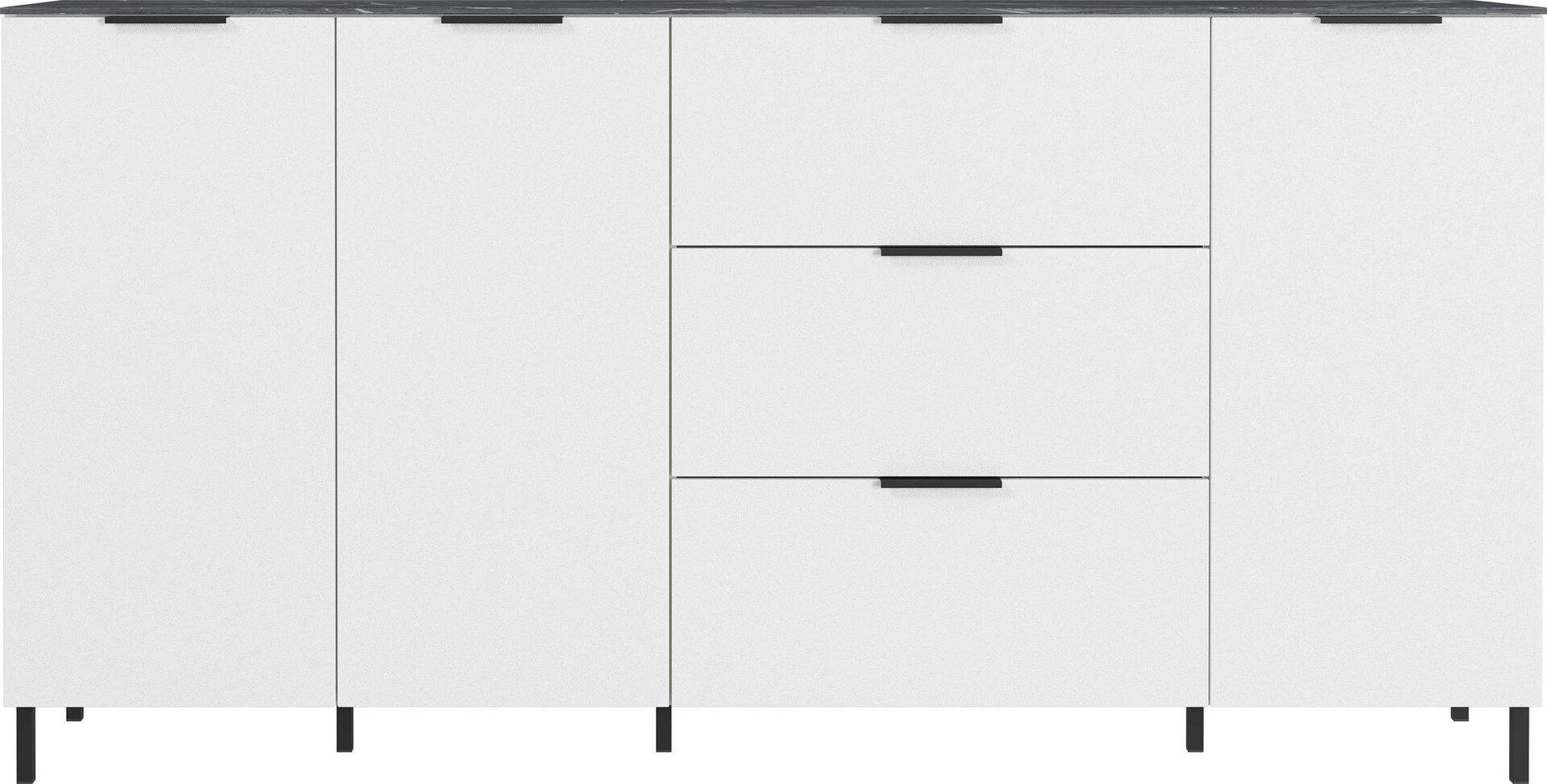 Sideboard GW-CALIFORNIA Germania Holzwerkstoff mehrfarbig 40 x 98 x 192 cm