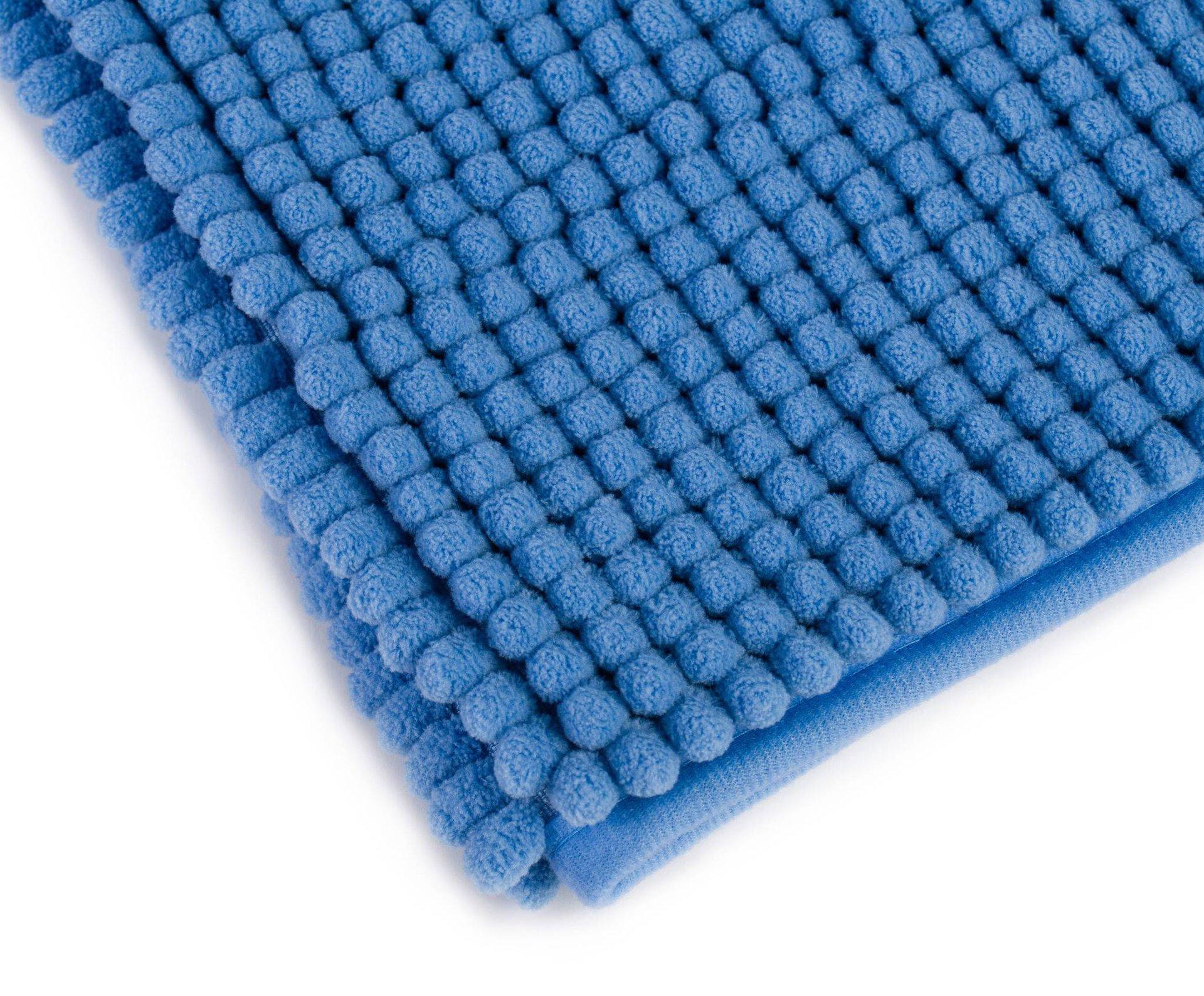 Badteppich Chenille Ambiente Trendlife Textil 50 x 70 cm