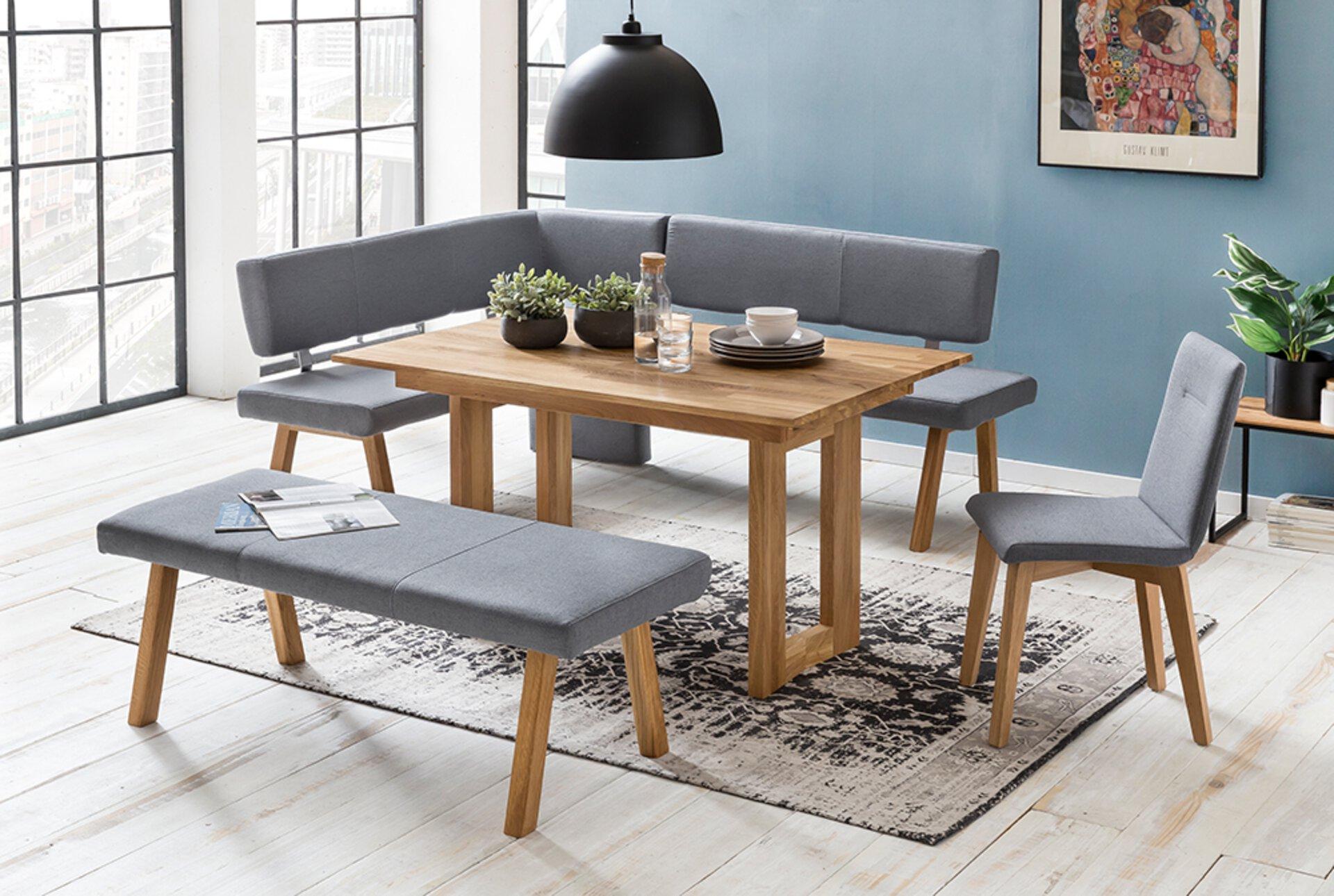 Stuhl ONTARIO Dinett Textil 56 x 88 x 44 cm