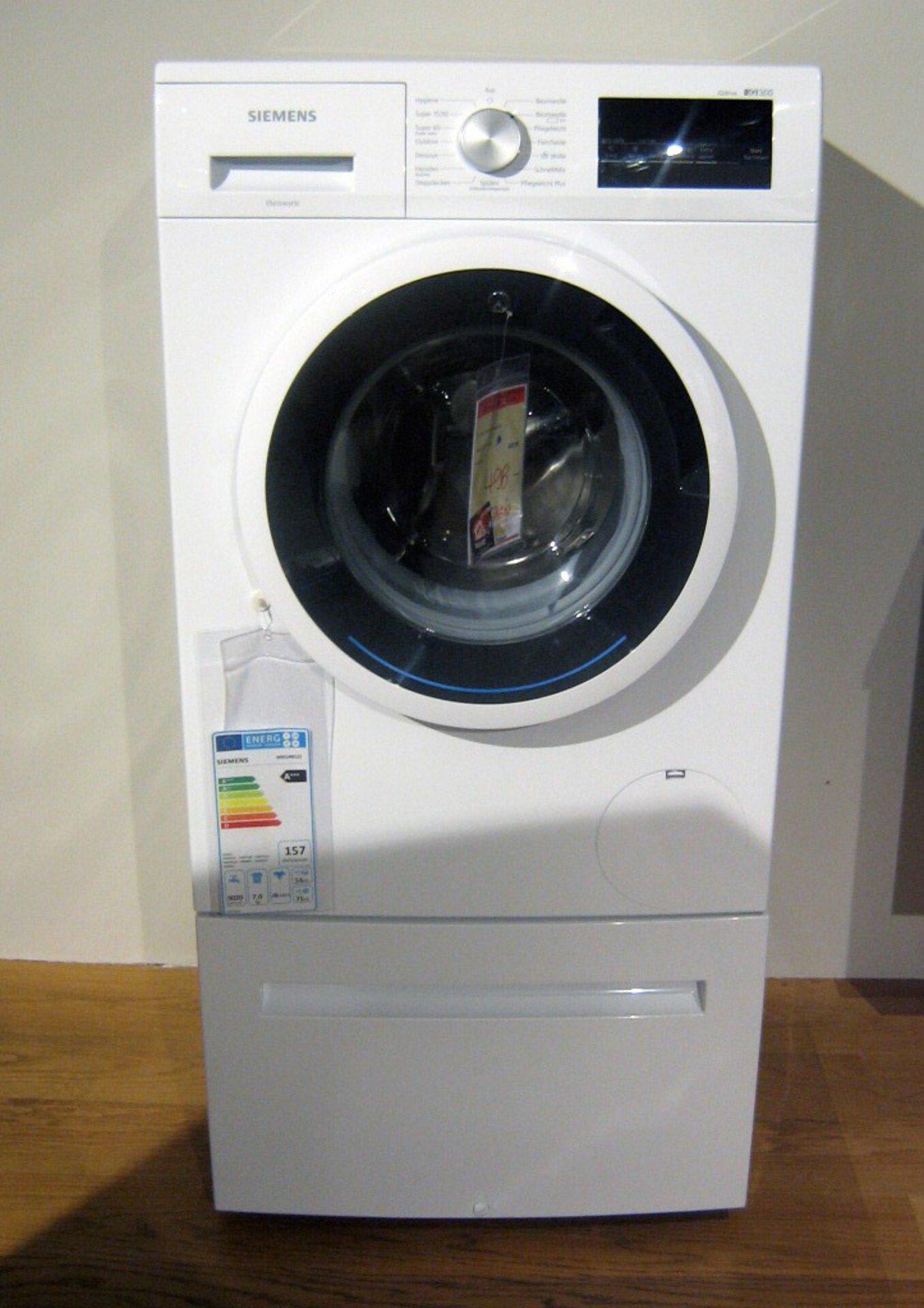 Siemens Waschvollautomat
