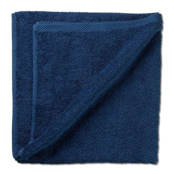 Badetuch Kela Textil malvenblau
