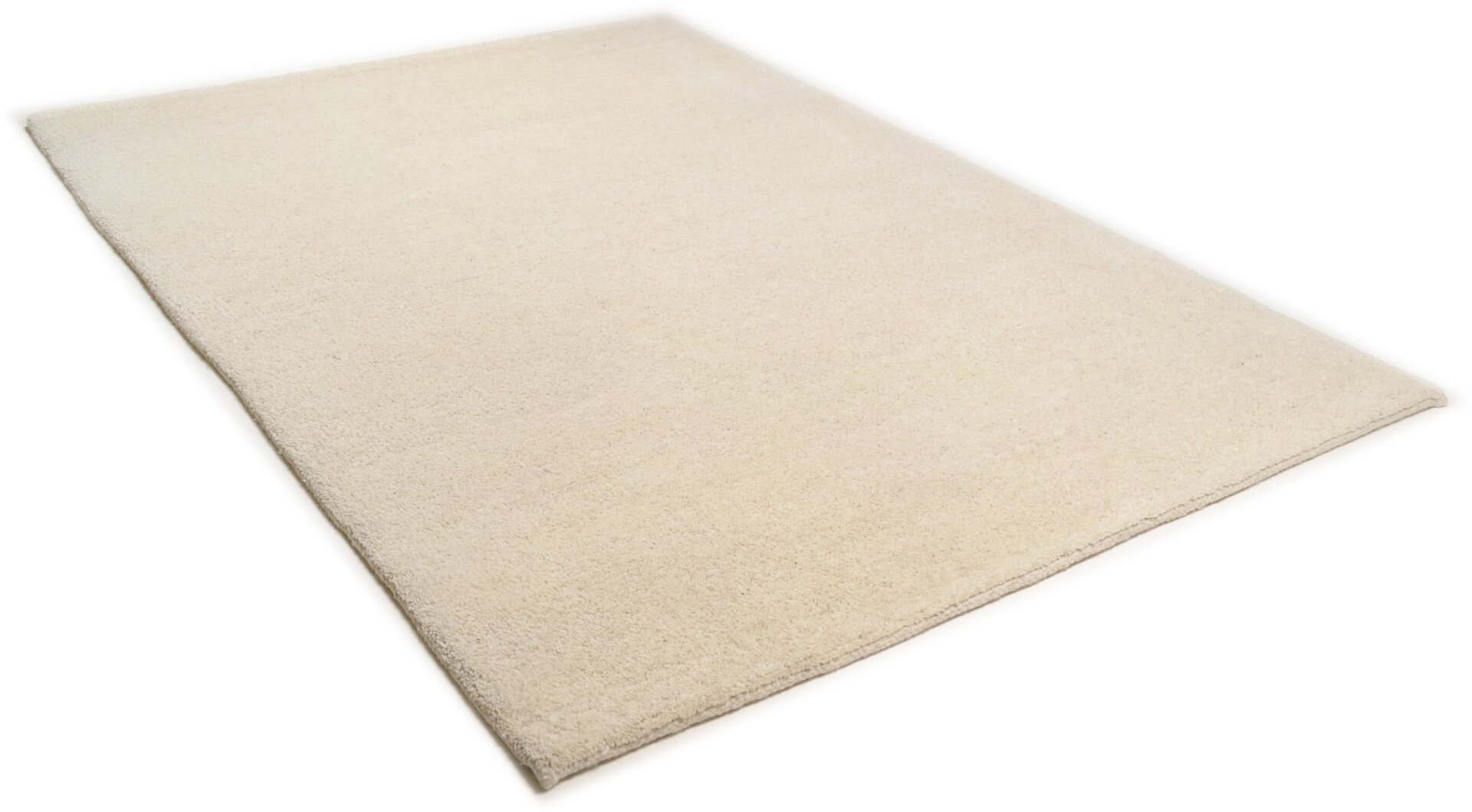 Handknüpfteppich FES Theko Textil braun