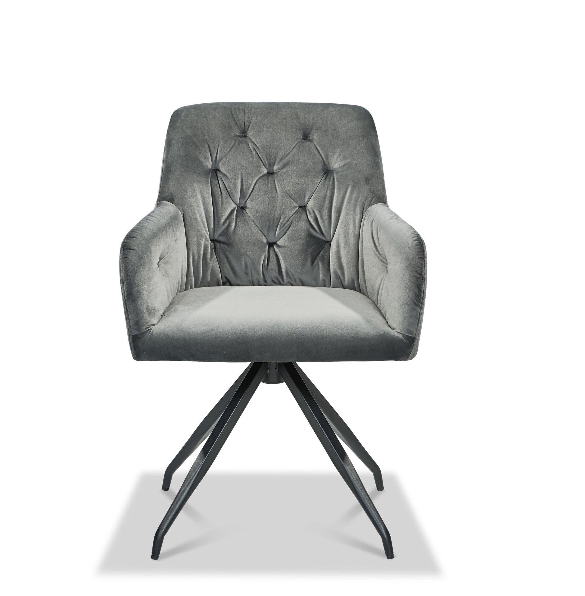 Stuhl SO5463-03 set One by Musterring Textil mehrfarbig 64 x 87 x 62 cm