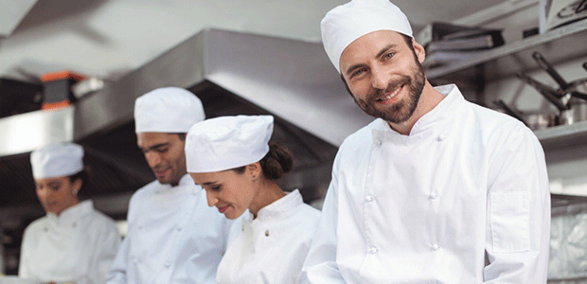 Ausbildung als Koch bei Möbel Inhofer