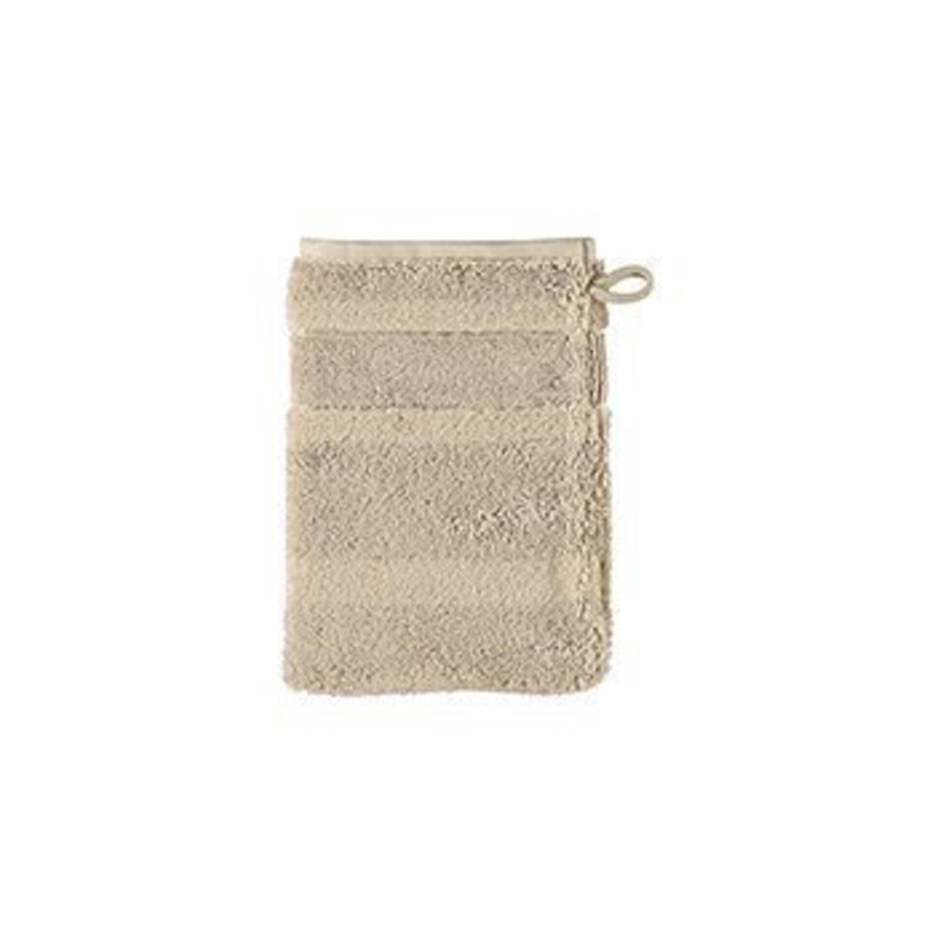 Waschhandschuh Noblesse² Cawö Textil 16 x 22 cm