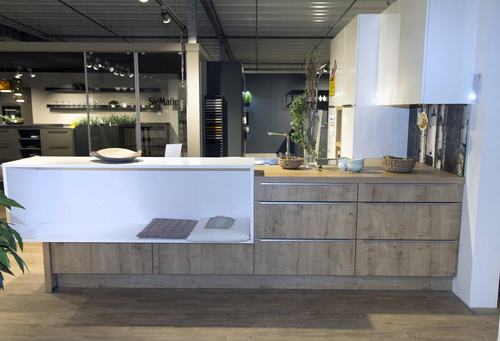 MANHATTAN M15 Einbauküche Nolte Küchen