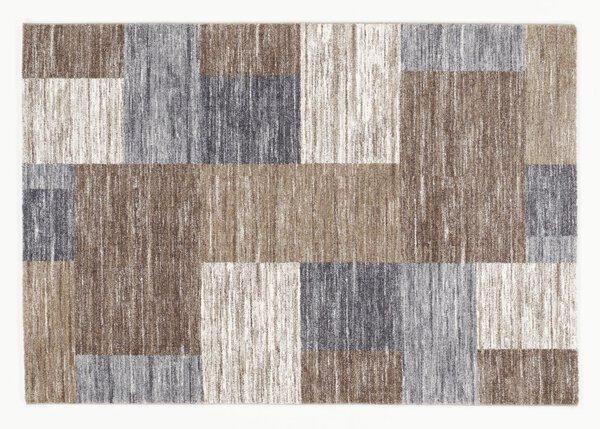 Maschinenwebteppich OCI Textil 616 beige/braun