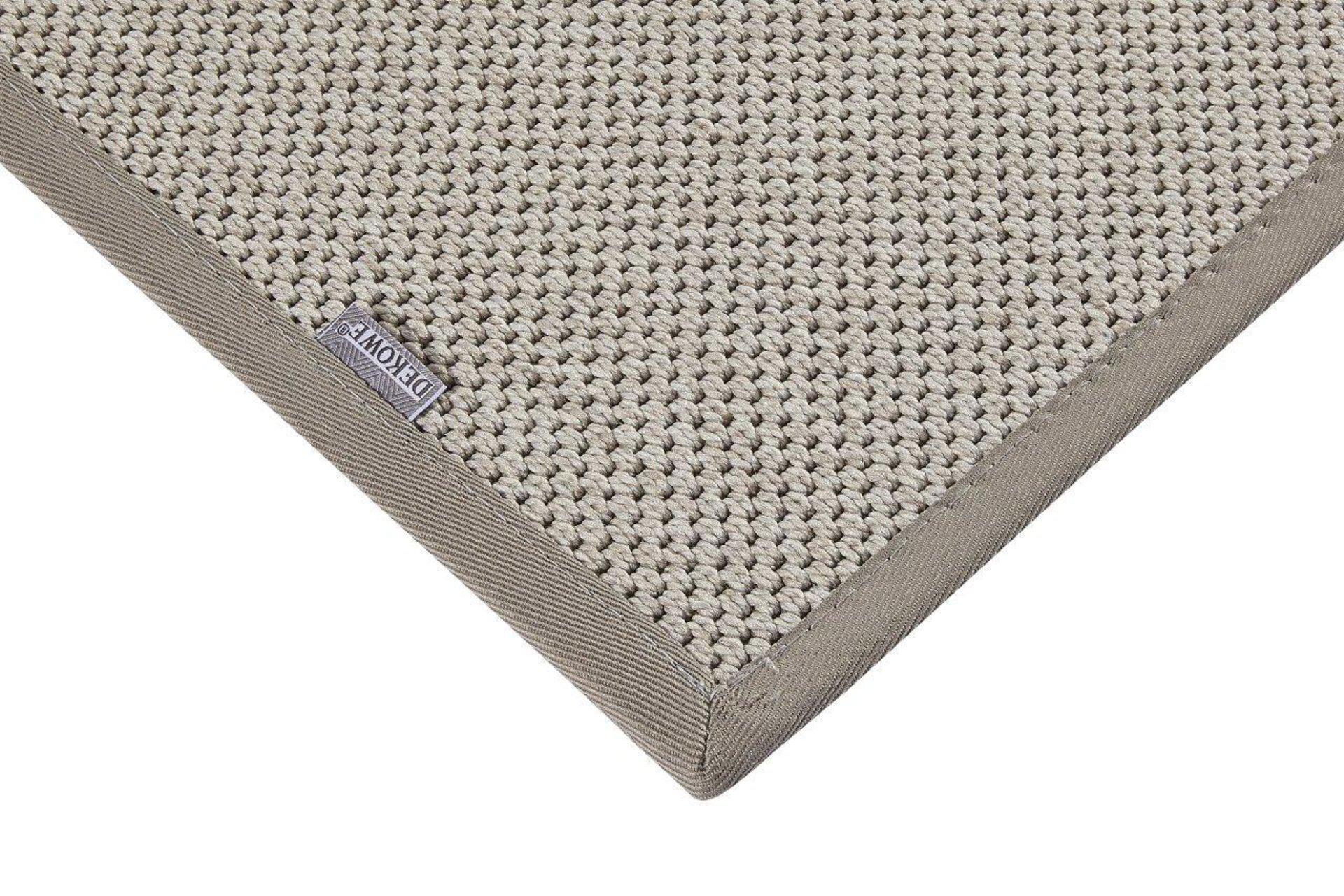 Outdoorteppich Naturino Prestige S1 DEKOWE Textil beige 67 x 133 cm