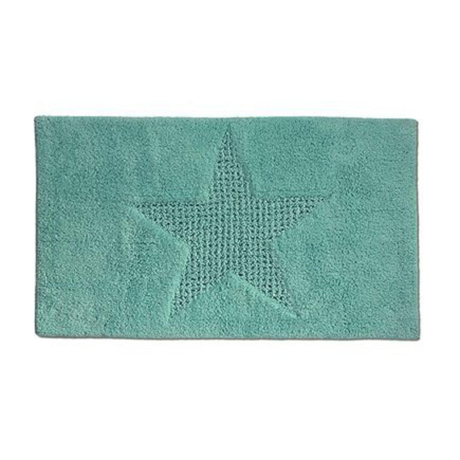 Badteppich Lindano Kela Textil grün
