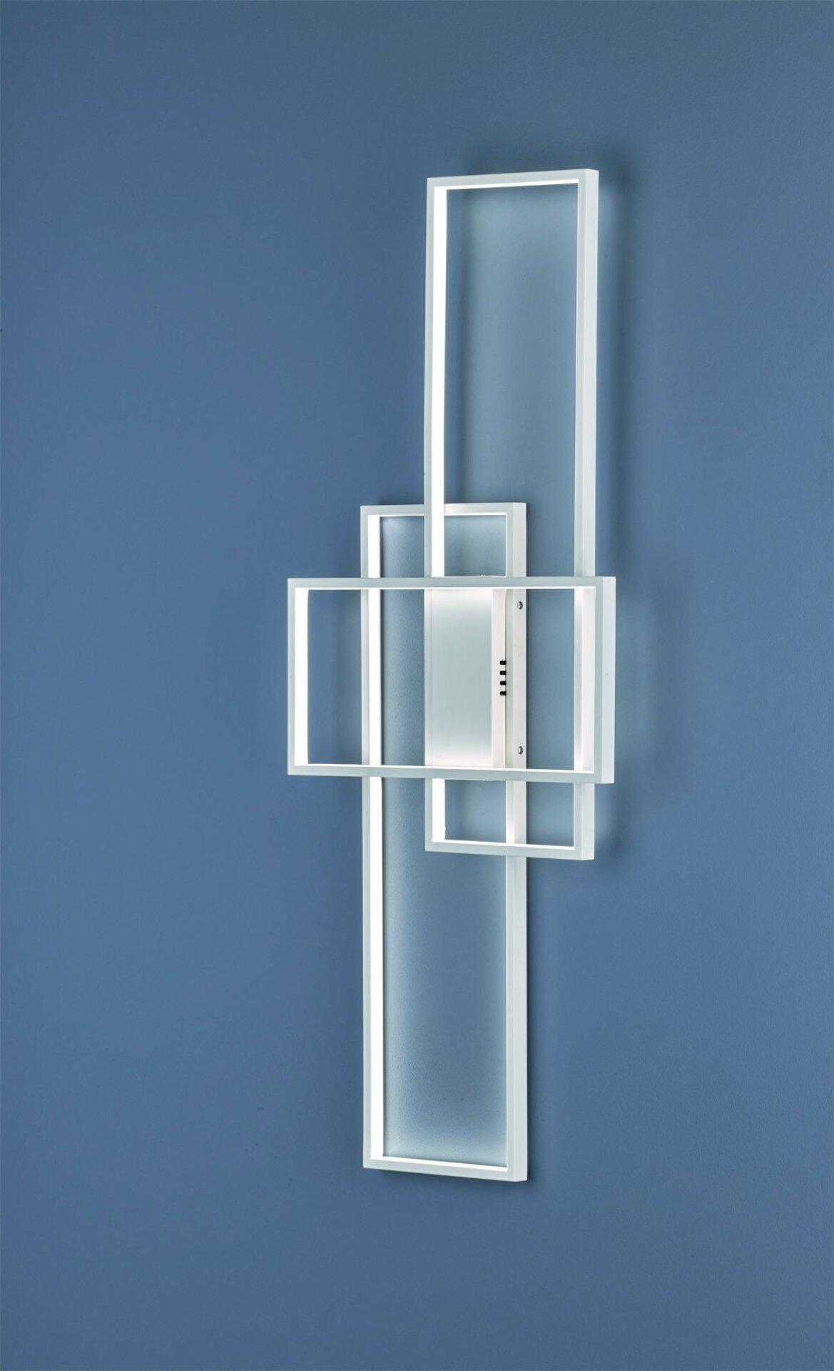 Deckenleuchte Tucson Trio Leuchten Metall 42 x 104 cm
