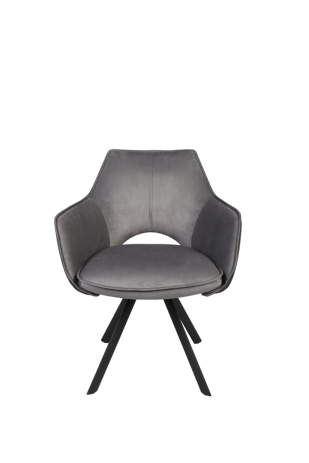 Stuhl JD7889-1 Dinett Textil mehrfarbig 64 x 55 x 64 cm