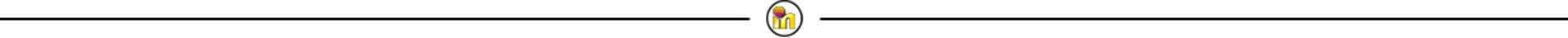 Graue Linie mit dem gekürzten Inhofer-Logo in der Mitte