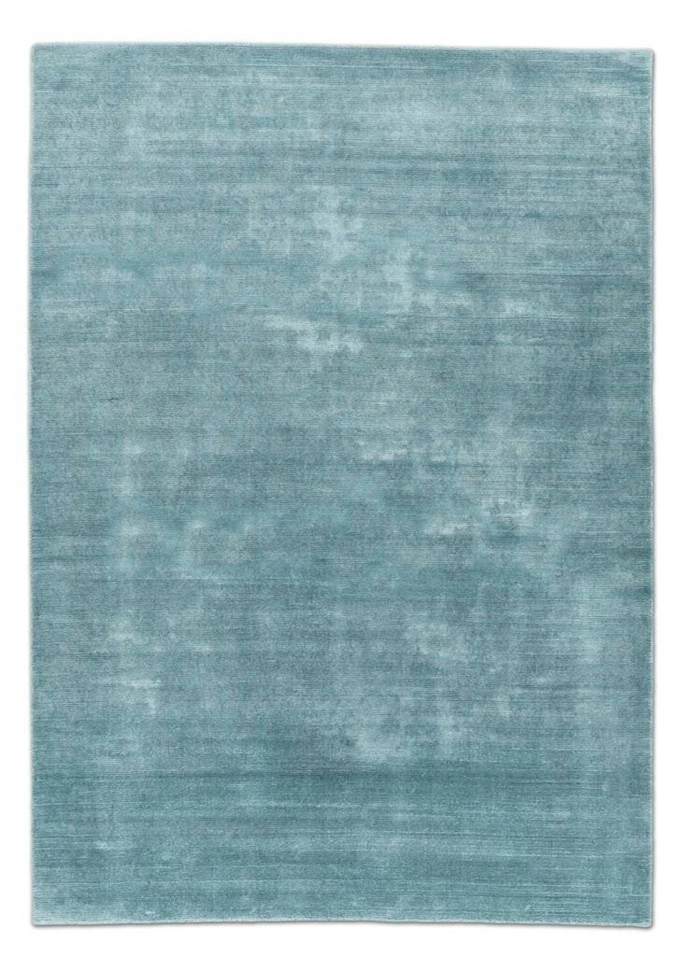 Maschinenwebteppich Soft Joop! Textil Blau 1 x 2 cm