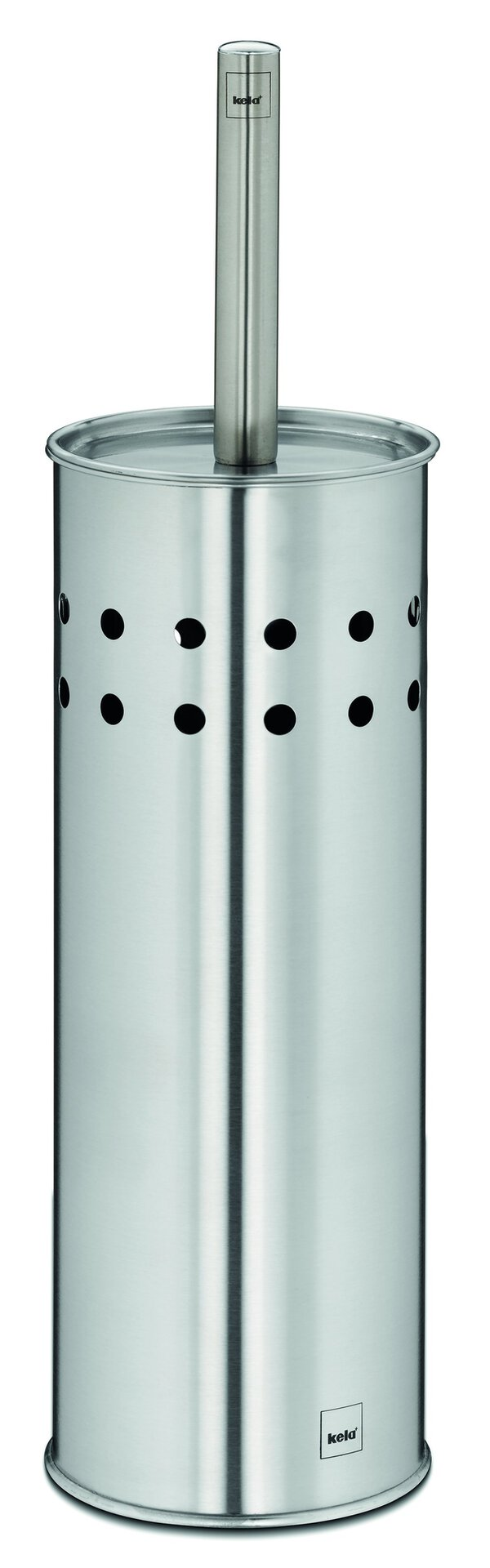 WC-Zubehör Bodo Kela Metall silber