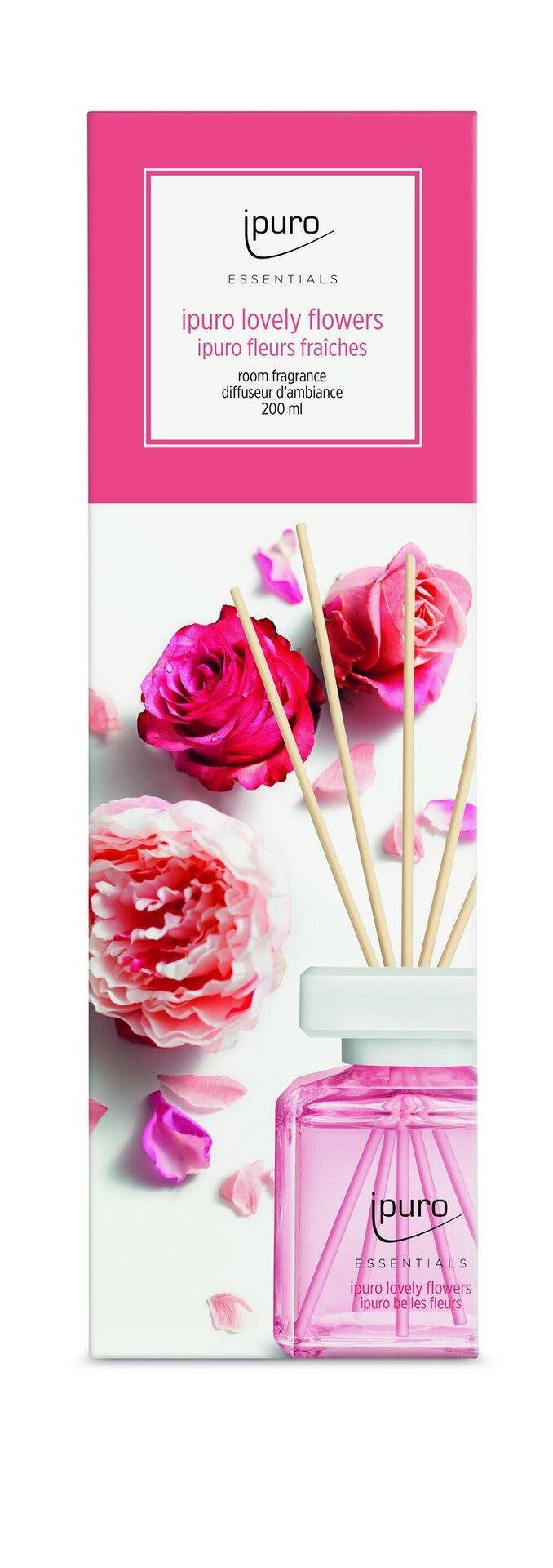 Raumduft lovely flowers ipuro Kunststoff