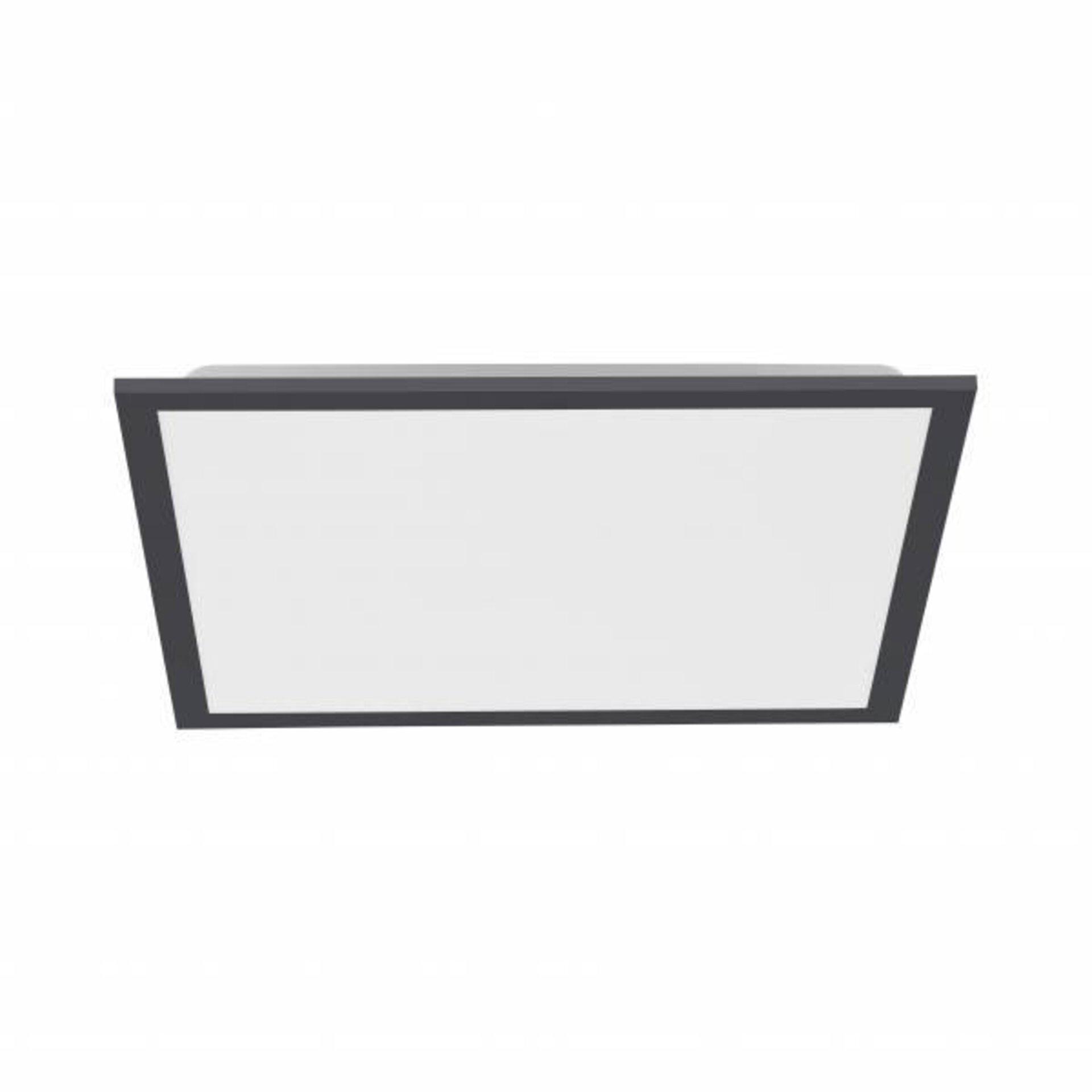 Deckenleuchte FLAT Leuchtendirekt Metall 45 x 7 x 45 cm