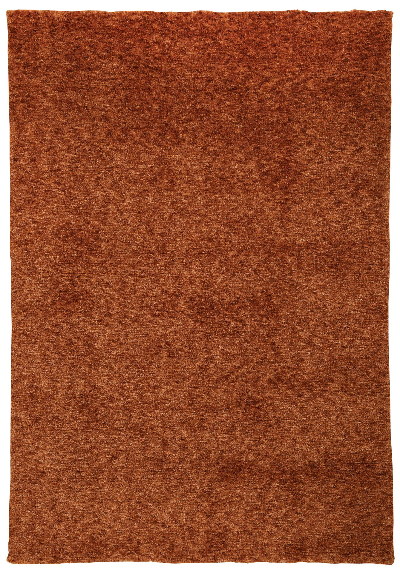 Handtuftteppich Roberto Gino Falcone Textil orange 160 x 230 cm