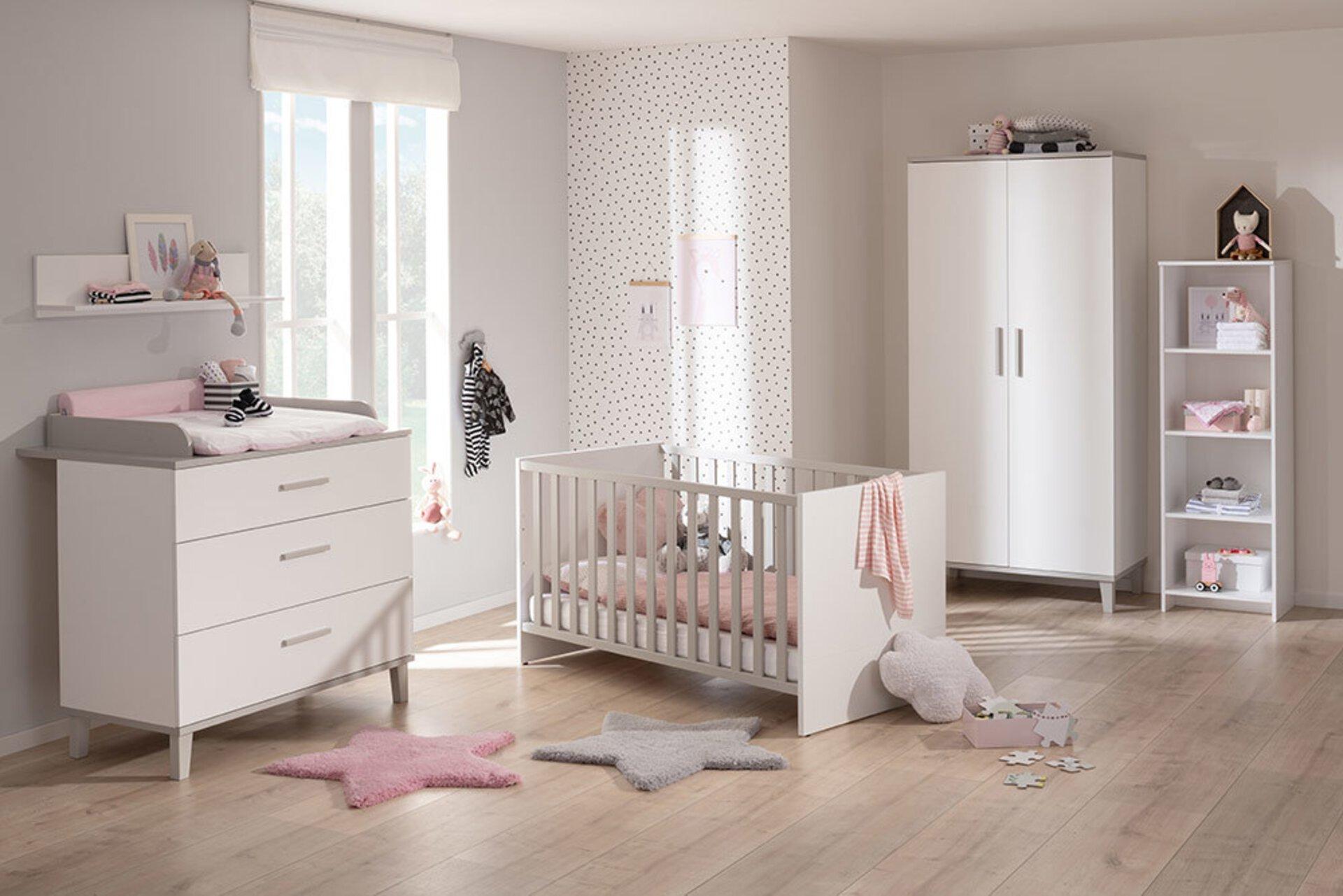 Kinderbett NILS inbuy Holzwerkstoff 144 x 79 x 77 cm