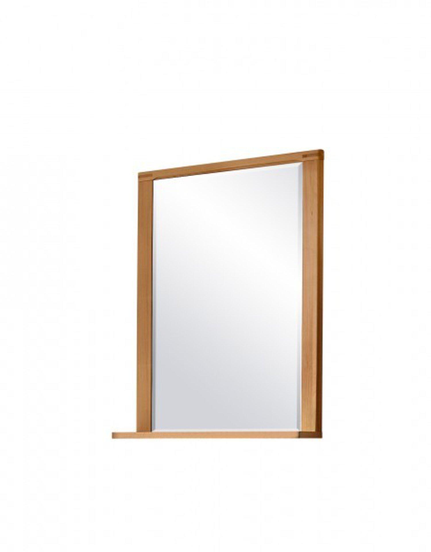 Spiegel NATURE PLUS inDoor Holz 15 x 93 x 74 cm