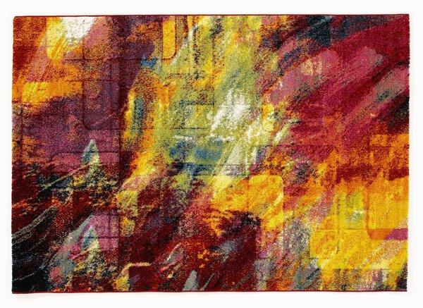 Maschinenwebteppich OCI Textil 598 multicolor