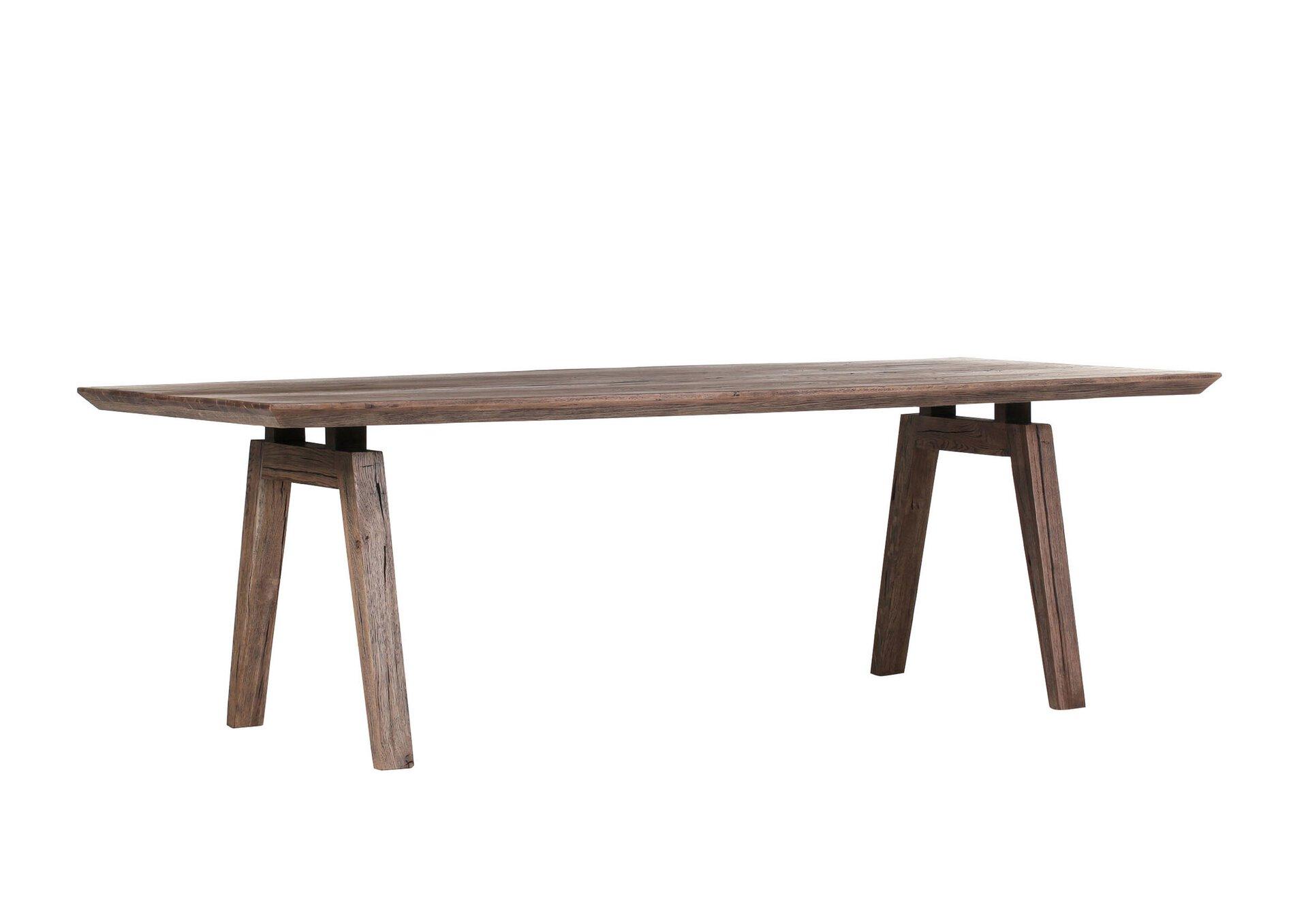 Esstisch DEXTER Gutmann Factory Holz 100 x 77 x 240 cm