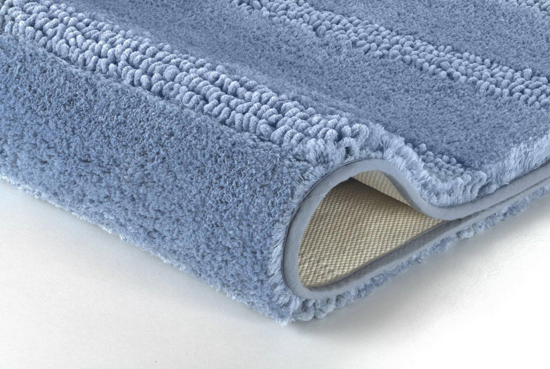 Badteppich Monrovia Kleine Wolke Textil 140 x 2 x 80 cm