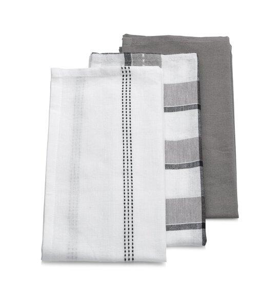 Geschirrtuch Kela Textil grau