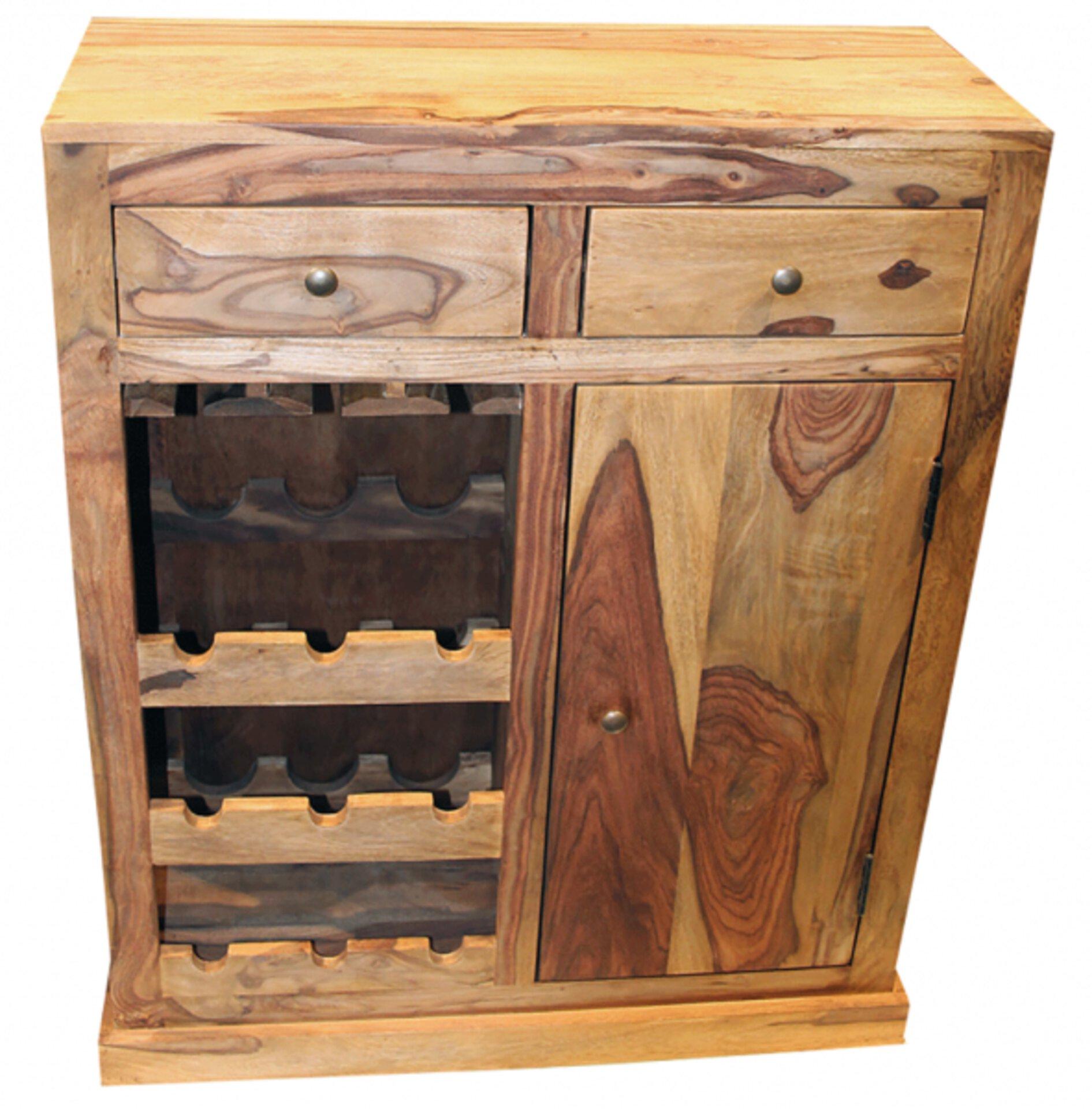 Bar DENVER Dinett Holz 33 x 100 x 83 cm