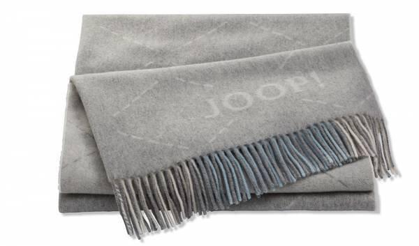Wohndecke Joop!  Textil graphit/taupe