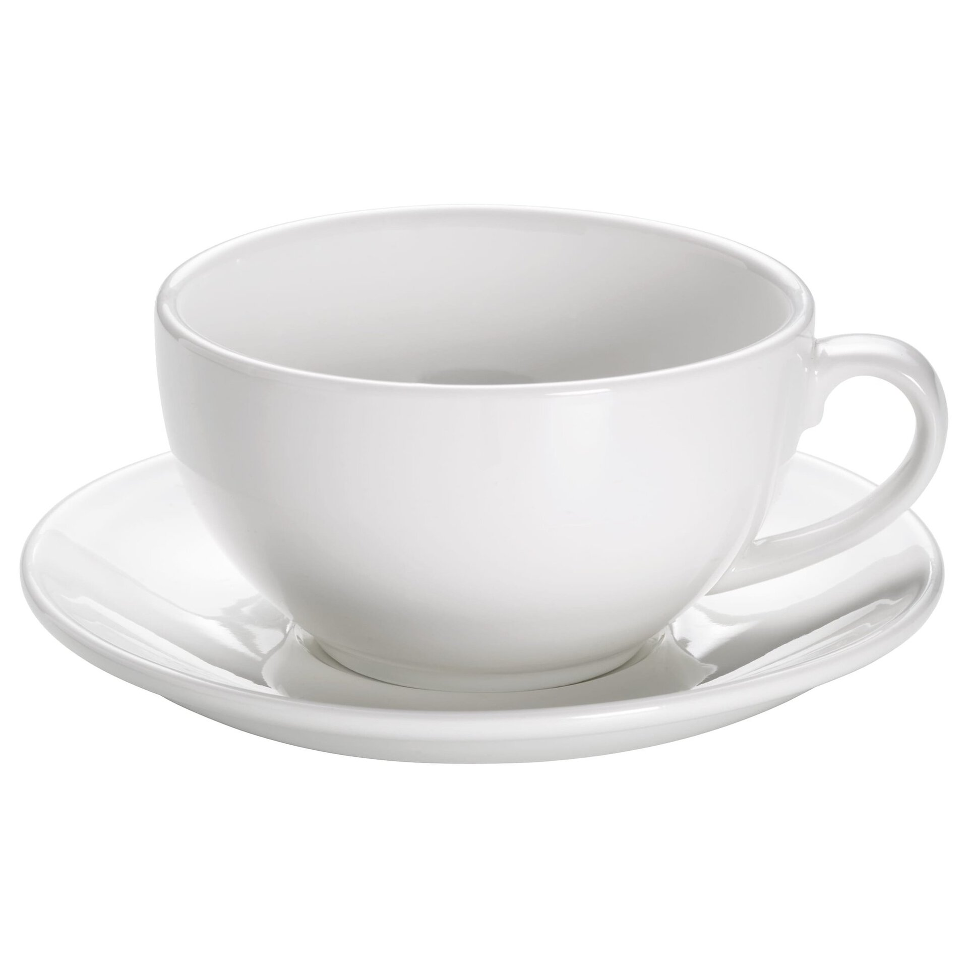 Tasse White Basics Maxwell & Williams Keramik