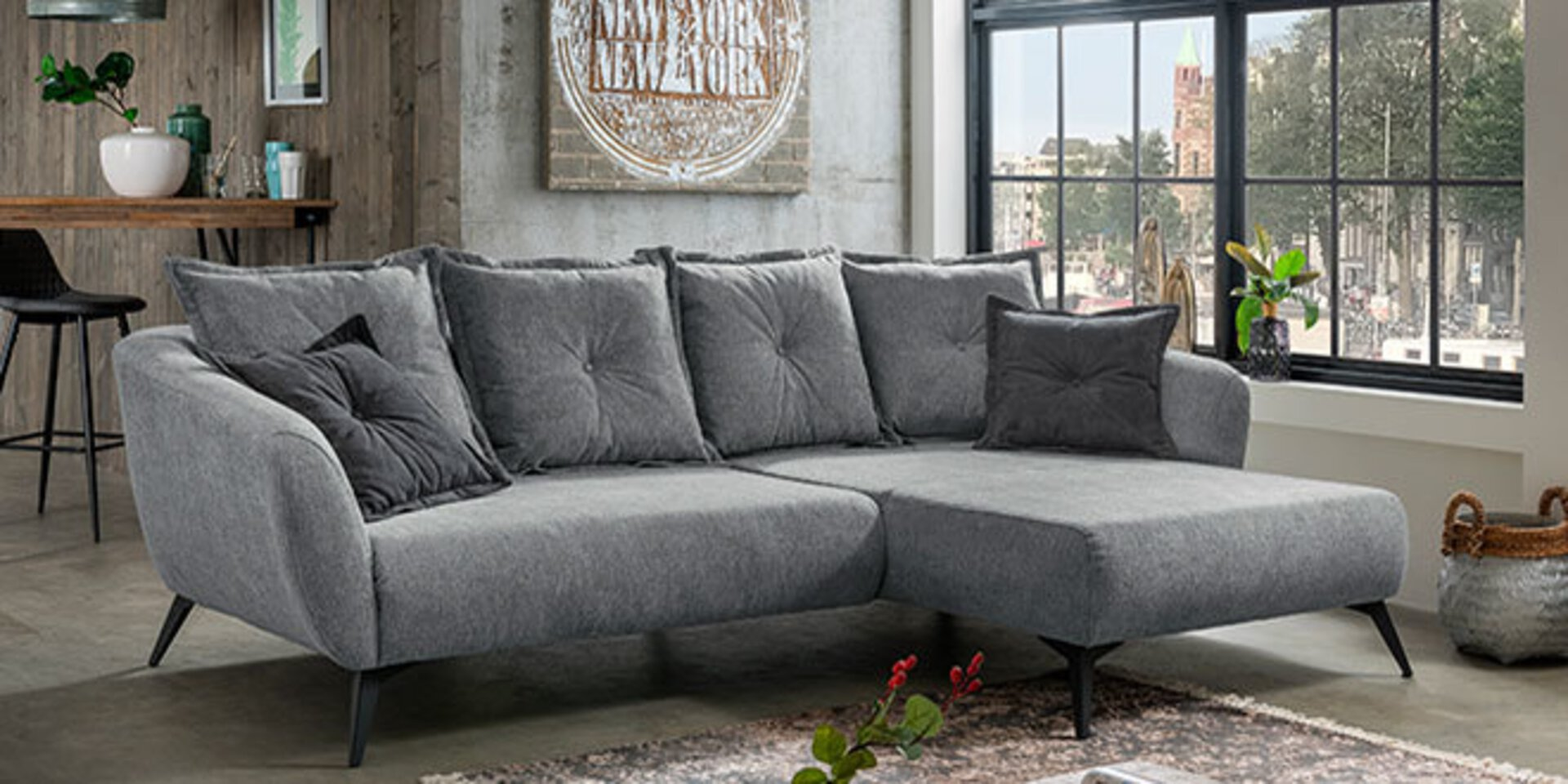 Titelbild der Marke Celect - den Möbeln zum direkten Mitnehmen bei Möbel Inhofer.