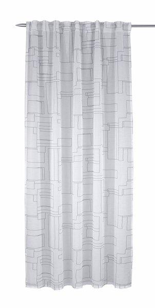 Schlaufenschal Albani Textil grau