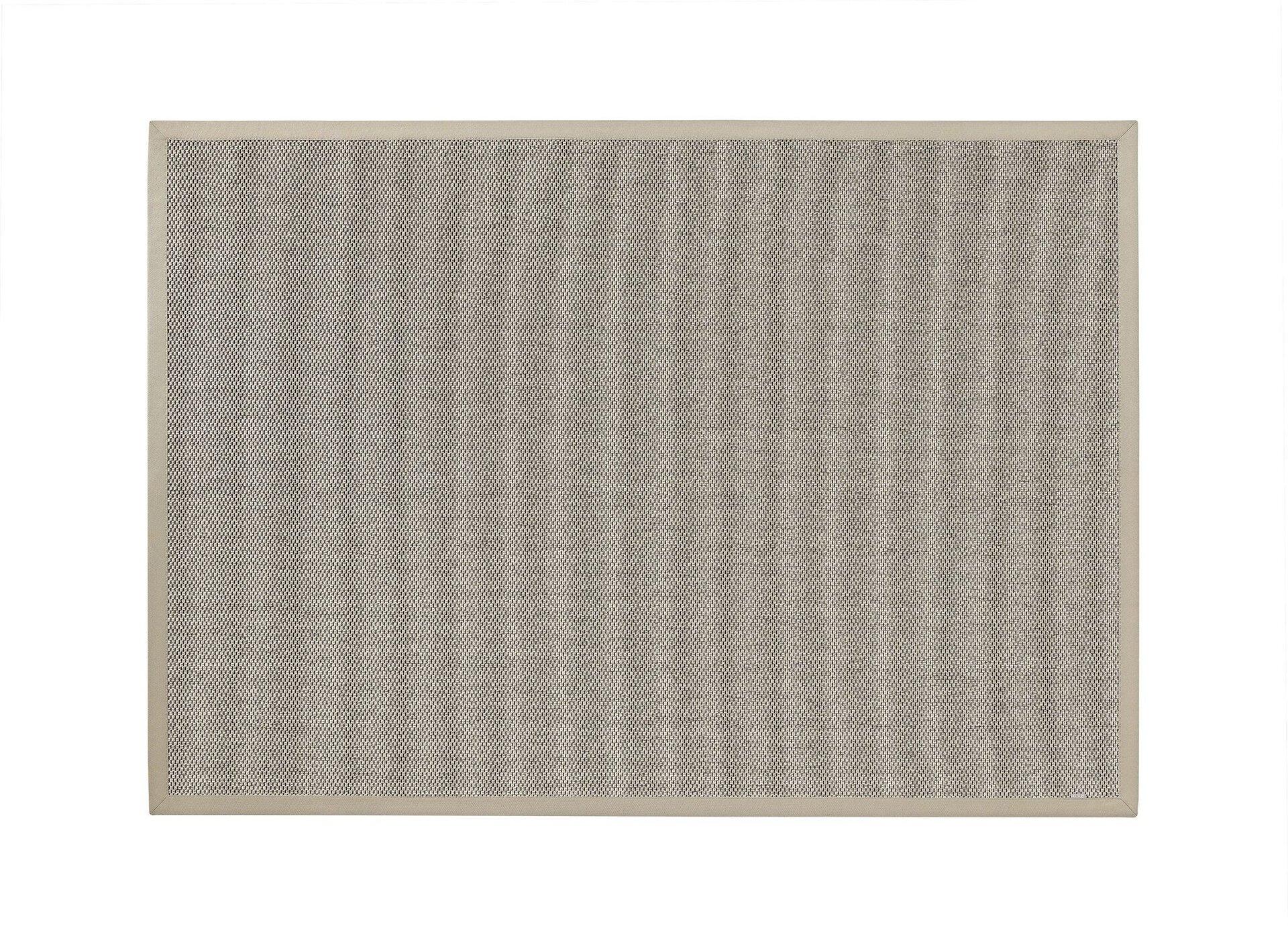 Maschinenwebteppich Naturana Panama DEKOWE Textil beige 130 x 190 cm