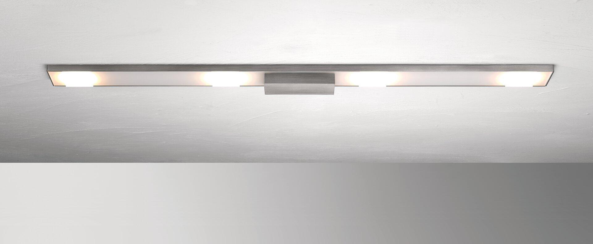 Deckenleuchte SLIGHT Bopp Metall 8 x 4 x 90 cm