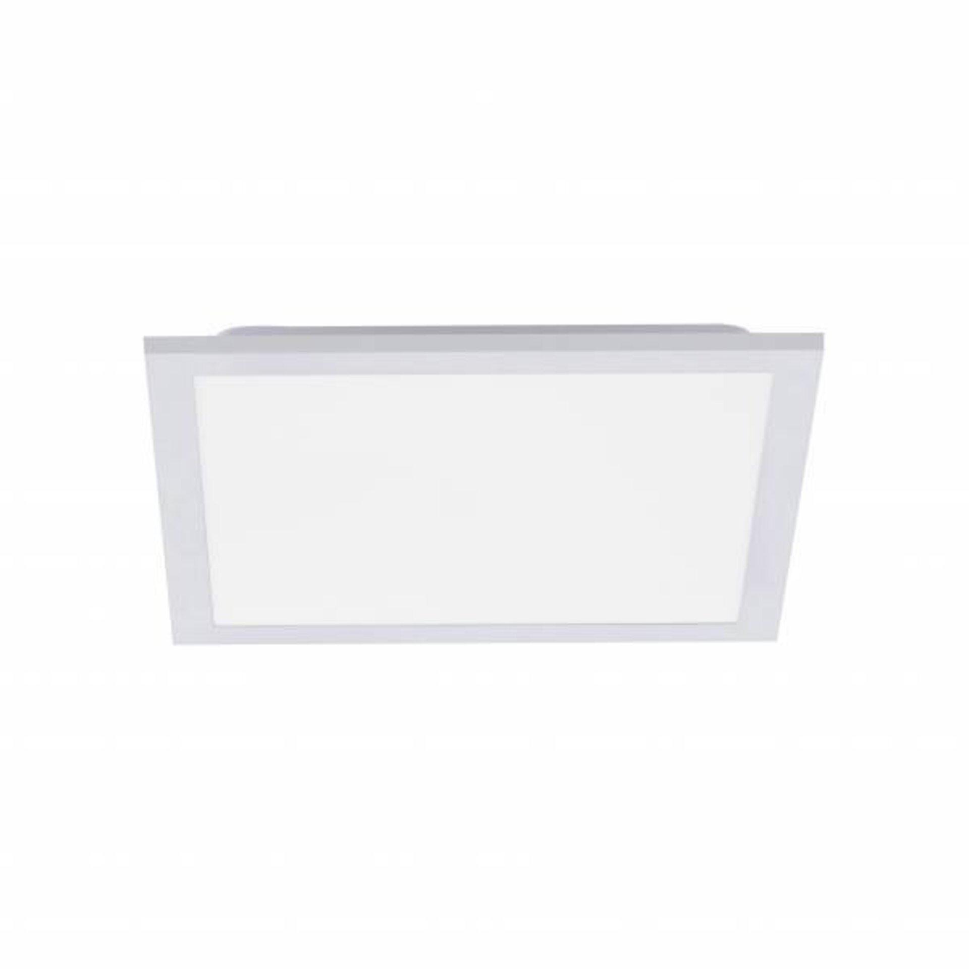 Deckenleuchte FLEET Leuchtendirekt Kunststoff 30 x 6 x 30 cm