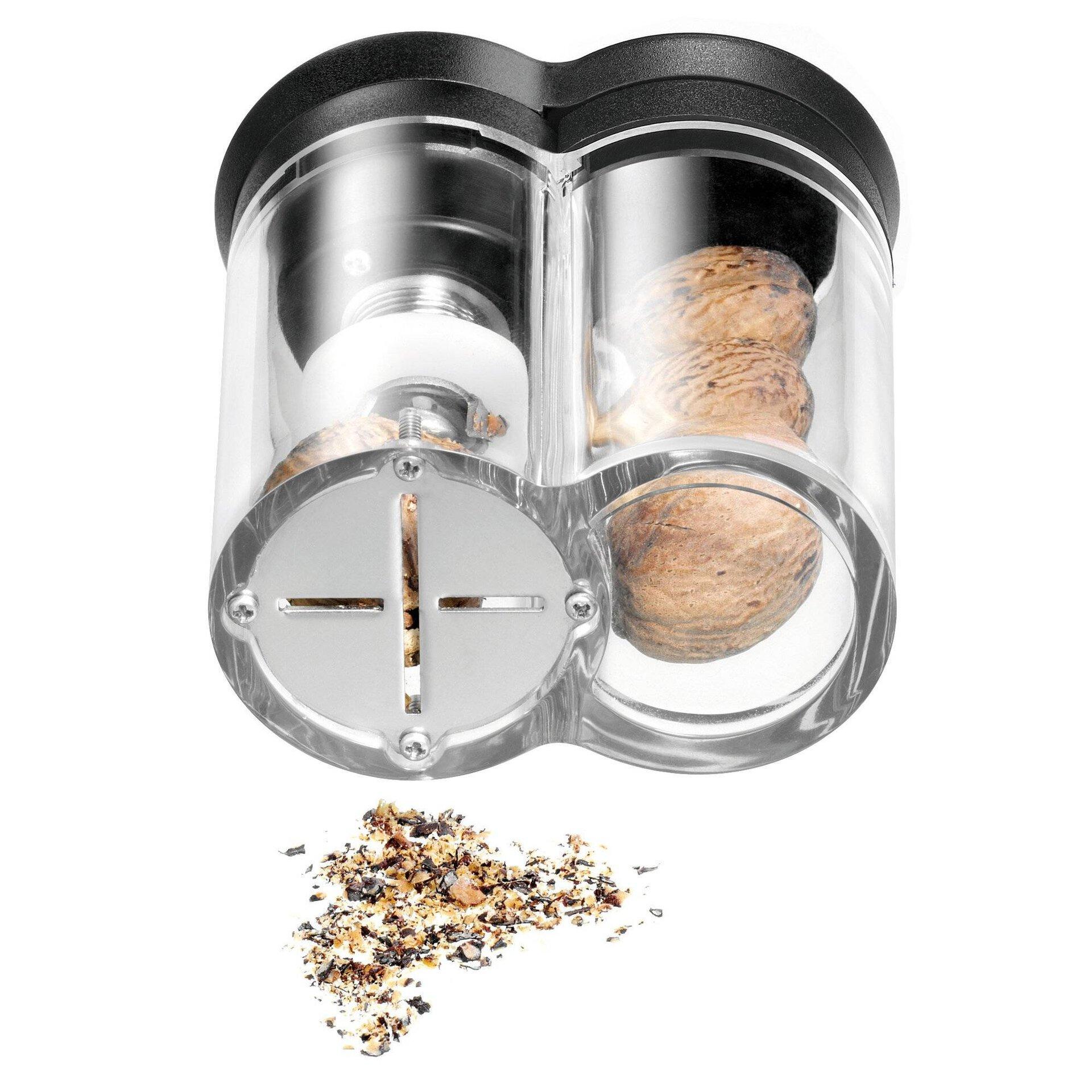 Küchenhelfer Mulino Silit Metall schwarz