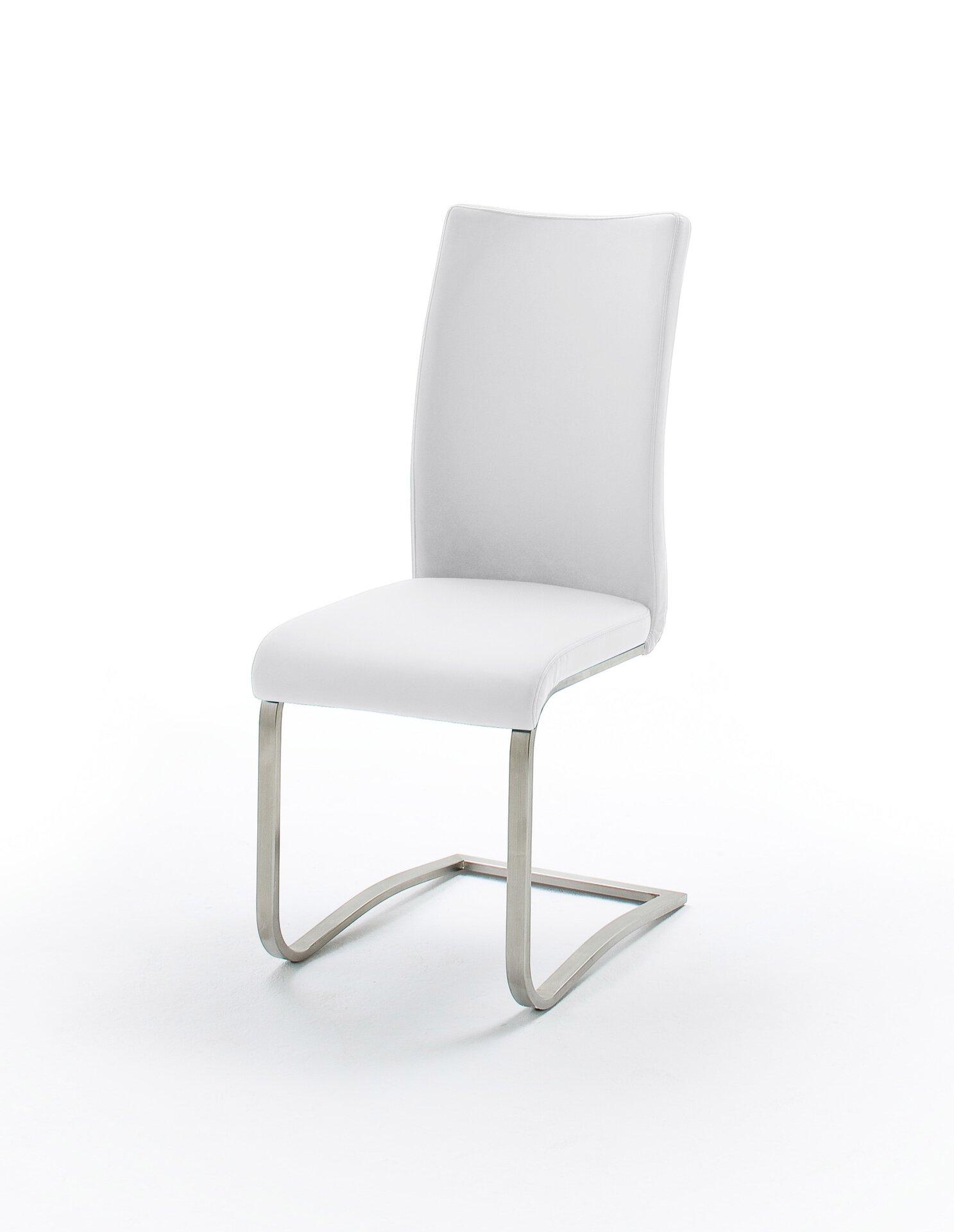 Freischwingerstuhl ARCO2 MCA furniture Textil mehrfarbig 52 x 103 x 43 cm