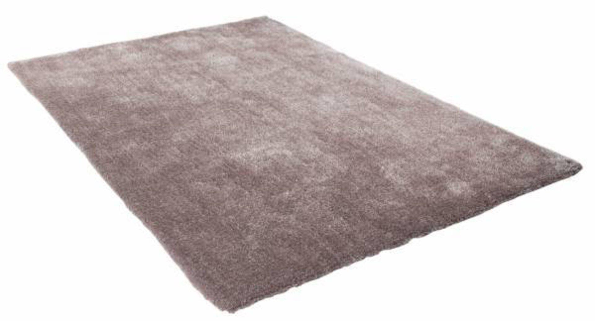 Hochflorteppich Soft Tom Tailor Textil 65 x 135 cm