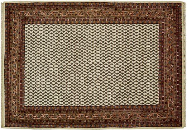 Orientteppich Rug Studios  Textil beige