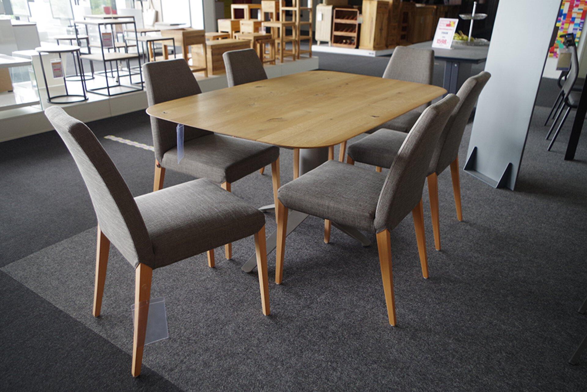 6x Stühle SWEET Mobitec Textil