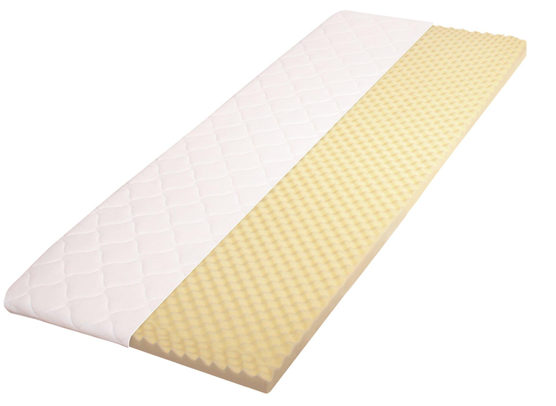 Topper MEMO VITA V250 Sun Garden Textil 200 x 6 x 140 cm