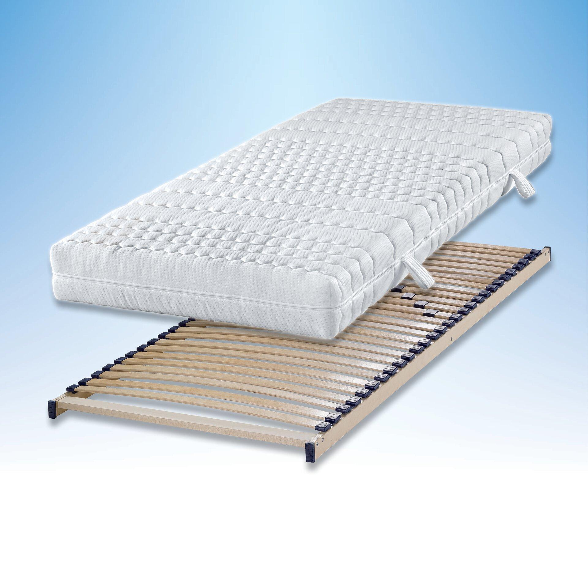 Matratzen und Lattenroste