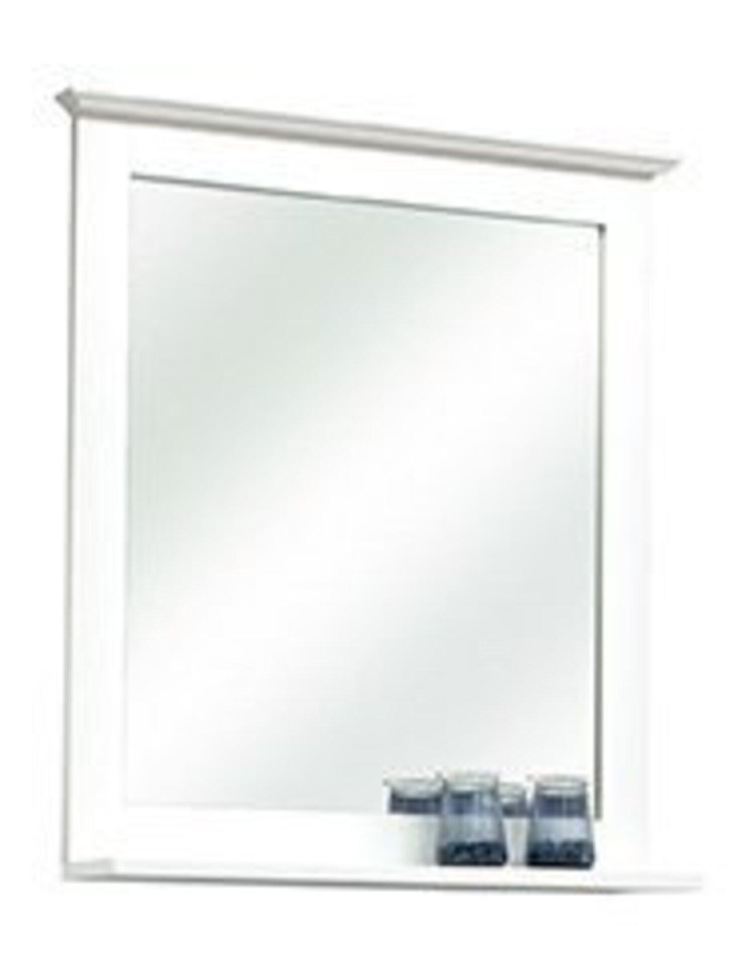 Spiegel Jasper PELIPAL Holzwerkstoff weiß
